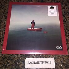 """Lil Yachty - Lil Boat 12"""" Red Vinyl LP RSD Black Friday 2016 2000 Pressed New"""