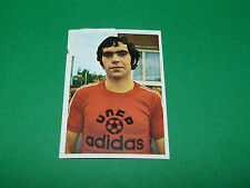 149 J. ROBERT AGEDUCATIFS PANINI FOOTBALL 1974-75 STADE REIMS DELAUNE 74 1975