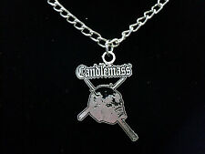 CANDLEMASS   Pendant  NECKLACE