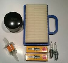BRIGGS & STRATTON ENGINE SERVICE KIT - 499486S AIR FILTER, PLUGS,  FILTERS