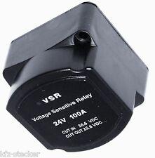 Batterie Trennrelais 24V 100A Batteriewächter Batterietrennschalter Relais