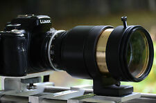 Close up 0.5D lens 72mm filter holder Isco cinemascope TESTED SAMPLES anamorphic