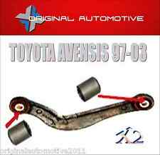 FITS TOYOTA AVENSIS 97-03 T22 REAR TRAILING SWINGING ARM  BUSHS X2 FAST DISPATCH