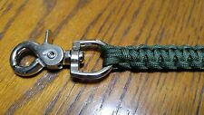Corrections Officer/Deputy - Jail Keys 550 Paracord Lanyard with swivel snap