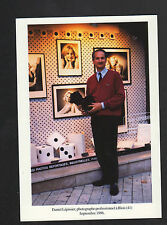 BLOIS (41) M. Daniel LEPISSIER , PHOTOGRAPHE PROFESSIONNEL en 1996