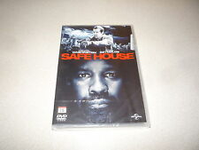 SAFE HOUSE : DVD BRAND NEW AND SEALED