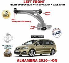 FOR SEAT ALHAMBRA 2010--  LEFT SIDE FRONT SUSPENSION WISHBONE ARM + BALL JOINT