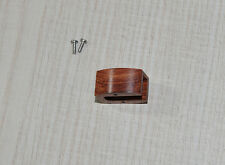 Exclusive Wooden Body for SHURE M75 D M75MB Cartridge Holzgehäuse COCOBOLO WOOD