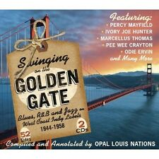 Swinging on the Golden Gate 2 CD NEUF bébé Calloway/Johnny Fuller/El domingoes