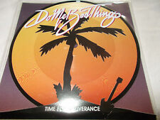 """DO ME BAD THINGS - TIME FOR DELIVERENCE - UK 7""""PICTURE DISC VINYL+INSERT-SLEEVE"""