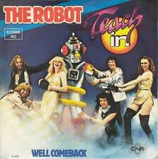 Teach In - The Robot/Well Comeback (Vinyl-Single 1979) !!!