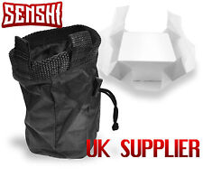 Senshi Japan Weight Lifting Rock Climbing Chalk Bag With FREE Chalk Block -DEAL