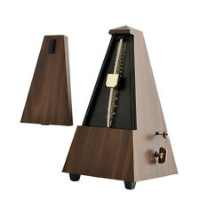 Antique Vintage Metronome Wood Color Beat Tempo Timer For Seth thomas Classical