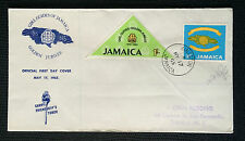 Jamaica 1965   FDC   Pfadfinder / Scouts