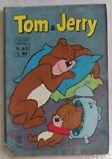 TOM & JERRY n° 65 (Cenisio, 1965)