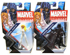 """MARVEL Universe Collection_CLOAK and DAGGER 3.75 """" action figures_Marvel Knights"""