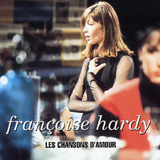 Les Chansons d'Amour [BMG] by Fran‡oise Hardy (CD, Sep-1996, Bmg/Rca Camden)