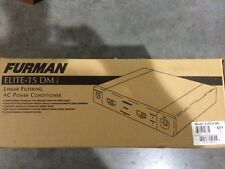 FURMAN ELITE 15 DMi POWER CONDITIONER- BRAND NEW!!!