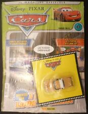 Disney Pixar CARS magazine marzo 2015 #83 MEL DORADO sealed 3D model PANINI