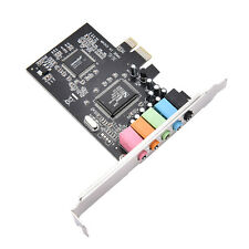 Cmedia Chipset CMI8738 PCI-Express 5.1 6-Channels Digital Audio Sound Card EF