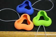 Rubber table tennis ball holders