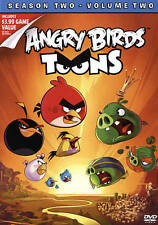 Angry Birds Toons: Season 2, Vol. 2 (DVD, 2016) NEW