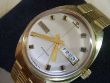 VINTAGE JAEGER LECOULTRE CLUB DAY DATE AUTOMATIC - EXCELLENT CONDITION     #6127