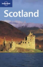 Scotland (Lonely Planet Country Guides),GOOD Book