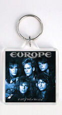 EUROPE - OUT OF THIS WORLD LP COVER KEYRING LLAVERO