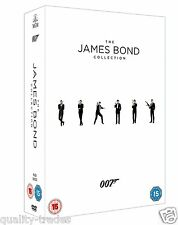 ❏ James Bond Ultimate Complete Collection 23 Film Disc DVD Box Set ❏ SPECTRE