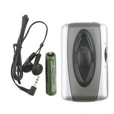 New Personal Hearing Aid Device Spy Sound Amplifier Amplification