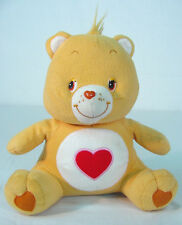 "12"" inch TENDERHEART BEAR 2005 CARE BEARS~ NANCO~ PLUSH~~ GREAT CONDITION~~"
