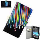Meteor Wallet Card Holder Flip Leather case Cover Skin For Sony Xperia Z L36H