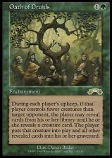 GIURAMENTO DEI DRUIDI - OATH OF DRUIDS Magic EXO Mint