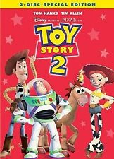 Toy Story 2 (Two-Disc Special Edition): Tom Hanks, Tim Allen, Joan Cusack, Kels