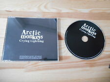 CD Pop Arctic Monkeys - Crying Lightning (1 Song) Promo DOMINO