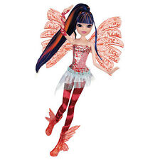 Winx Club SIRENIX Collection MUSA Deluxe Doll water color change