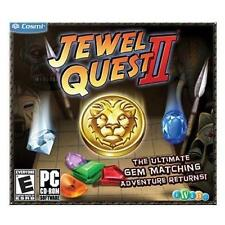 Jewel Quest II - PC-CD Rom New & Sealed