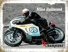 Mike Hailwood fridge magnet  (og)