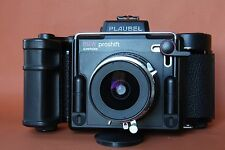 Plaubel 69W proshift Superwide angulon 47mm f/5.6 ,6x9 camera,excellent