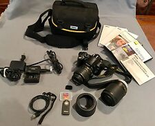 Nikon D60 10.2 MP Digital SLR Camera Kit