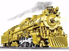LIONEL- 11450 GOLD POLAR EXPRESS BERKSHIRE W/25795 / 25796 GOLD PASSENGER CARS-