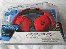 Madcatz F.R.E.Q. M red wireless headset. New and boxed.