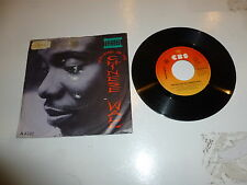 "PHILLIP BAILEY - Walking On The Chinese Wall - Dutch 2-track 7"" Juke Box Single"