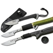 NEW Outdoor Edge Harpoon Plain Edge Fixed Blade Knife Converts to Harpoon/Spear