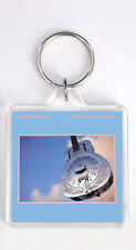 DIRE STRAITS - BROTHERS IN ARMS LP COVER KEYRING LLAVERO