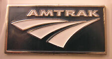 AMTRAK Railroad PIN (E) Track Logo