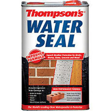 Water Seal Brick Stone Render Waterseal stone, concrete and wood 1L
