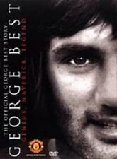Manchester United - The Official George Best Story (DVD, 2001) FREE SHIPPING
