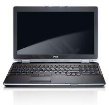 Dell Latitude E6520 Notebook 4GB 250GB i5 2.5 GHz Win 7 Pro Office